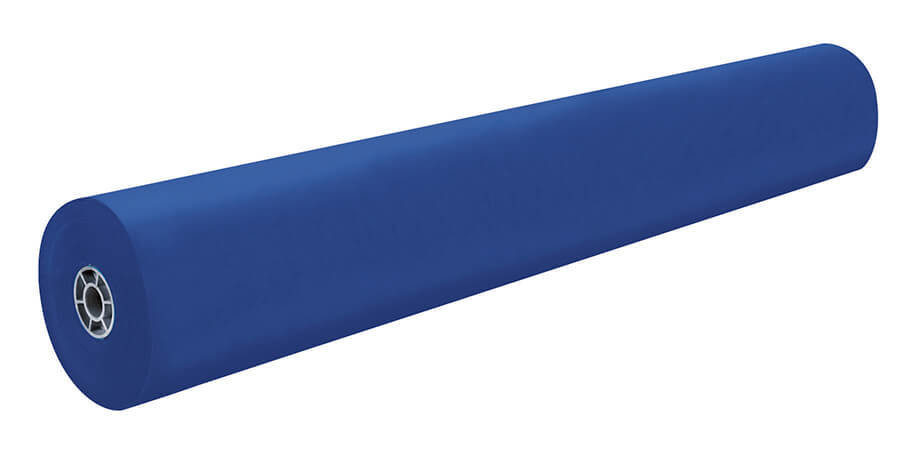 Paper, Kraft, Dark Blue