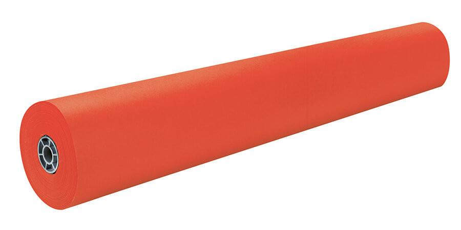 Paper, Kraft, Orange