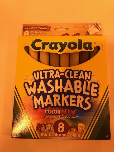Markers, Multicultural 8