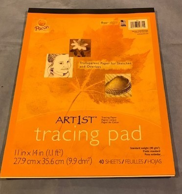 Paper, Tracing, Pad