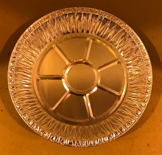 """Pie Pan, Aluminum, 9"""" Dia"""