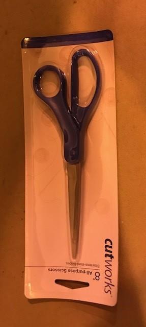 """Scissors, 8""""- 9"""" Length"""