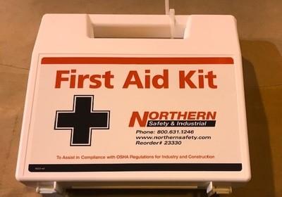 First Aid Kit/Tourniquet