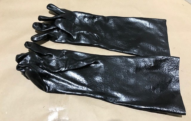GLOVES, WATERPROOF MEN SZ