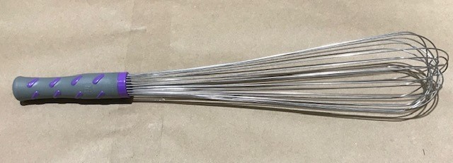 """WIRE WHISK,PIANO, 18"""" HEA"""