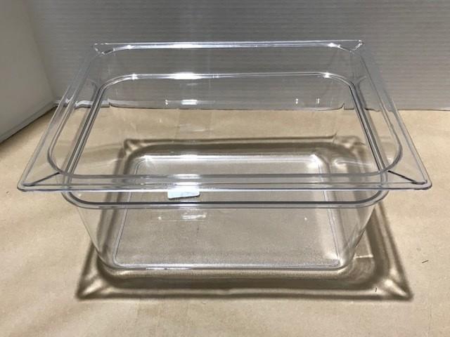 PAN, PLASTIC,1/2SZ 12 X 1
