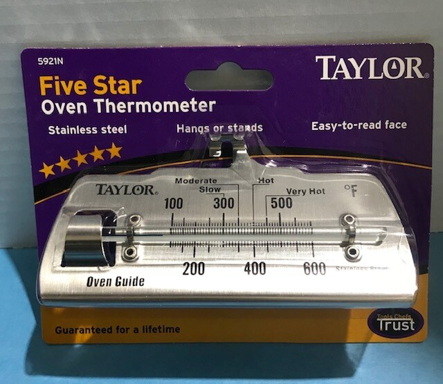 THERMOMETER, OVEN, STAND