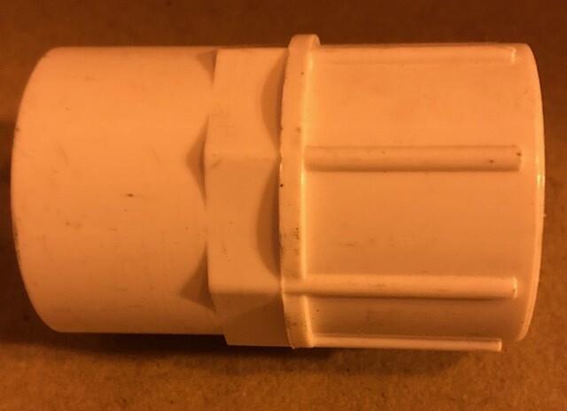 """ADAPTER 3/4"""" FIP PVC SCHE"""