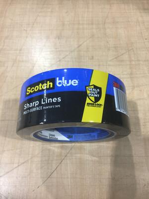 "Tape, blue, 2"" medium"