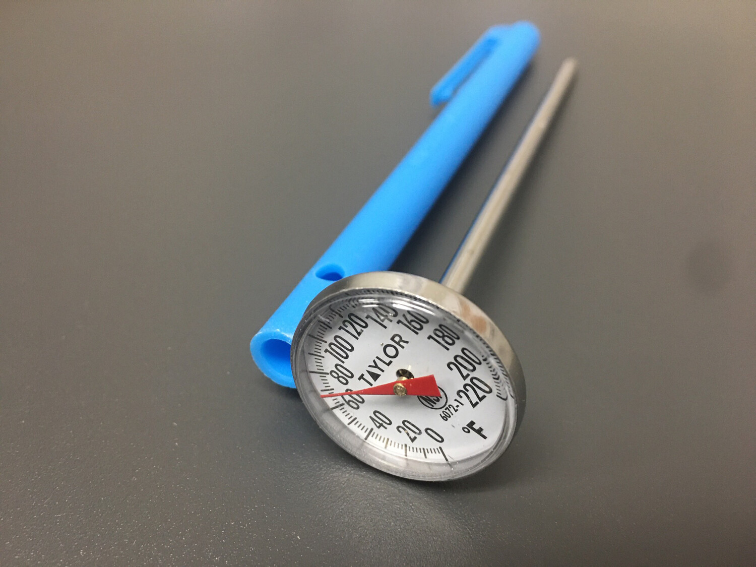 THERMOMETER, FOOD 0/220,