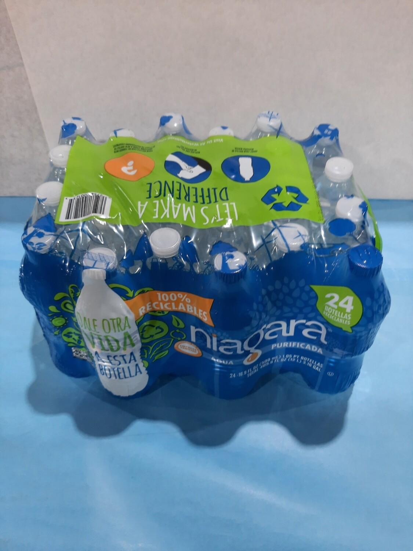 Water, 16.9/24 btls/cs