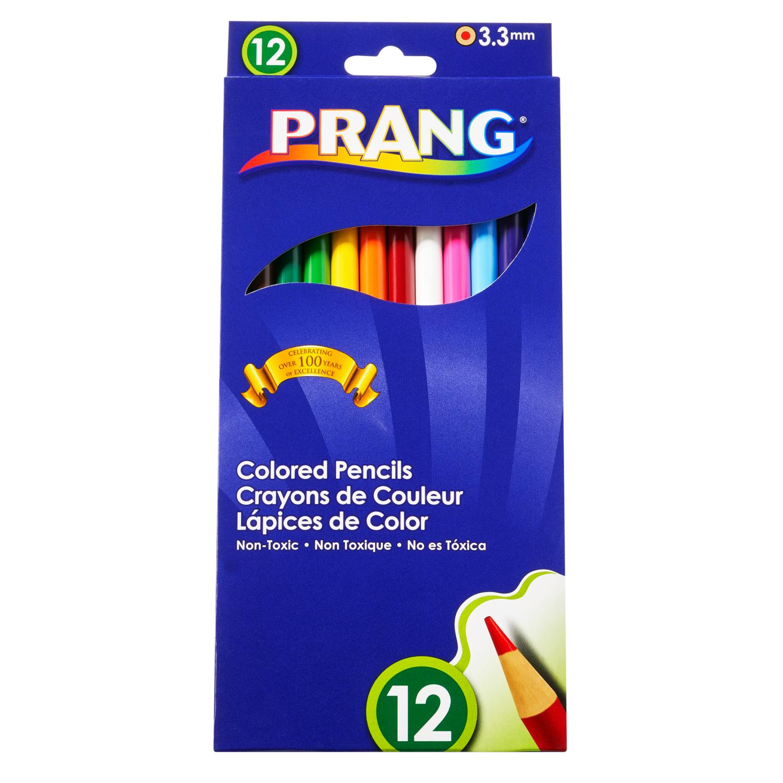 Color Pencils, 3.3MM Lead