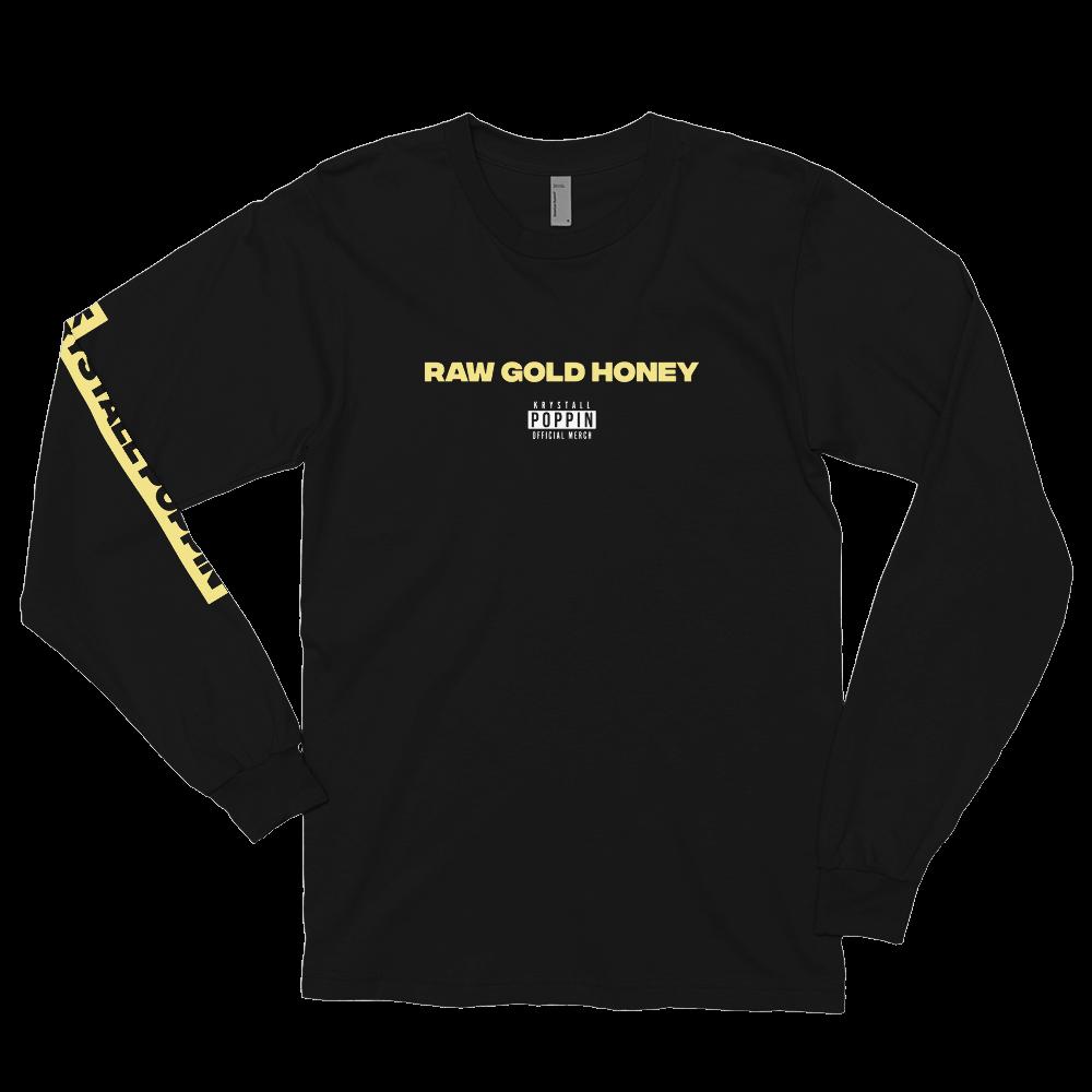 Raw Gold Honey Long Sleeve