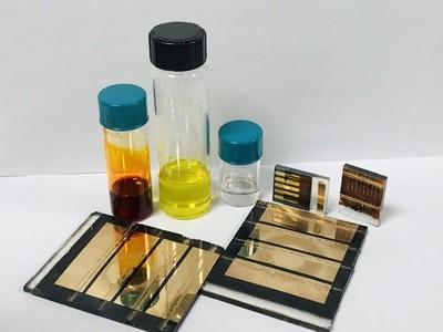 Perovskite precursor solutions