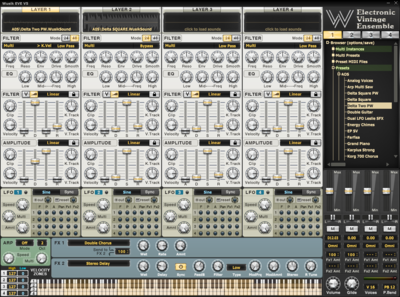 Wusik EVE V5 Upgrade