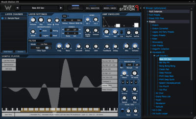 Wusik Station V9 Upgrade From Any Version