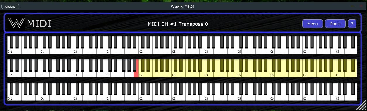 Wusik MIDI