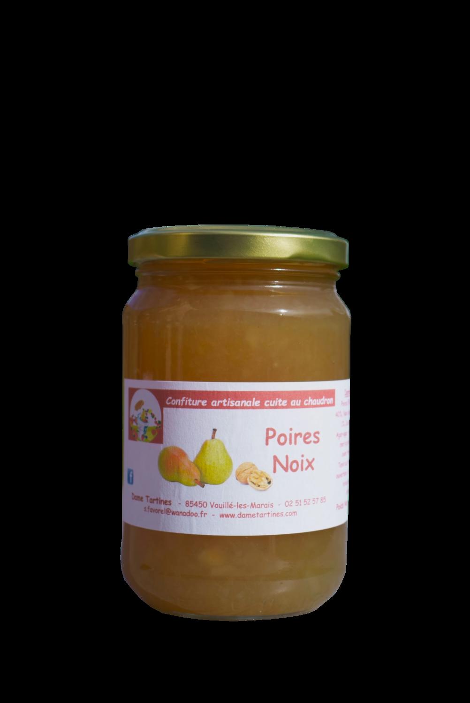 POIRES-NOIX