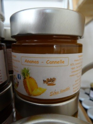 ANANAS - CANNELLE
