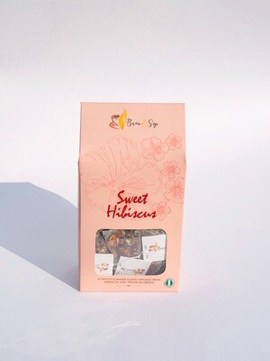 Sweet Hibiscus Tea