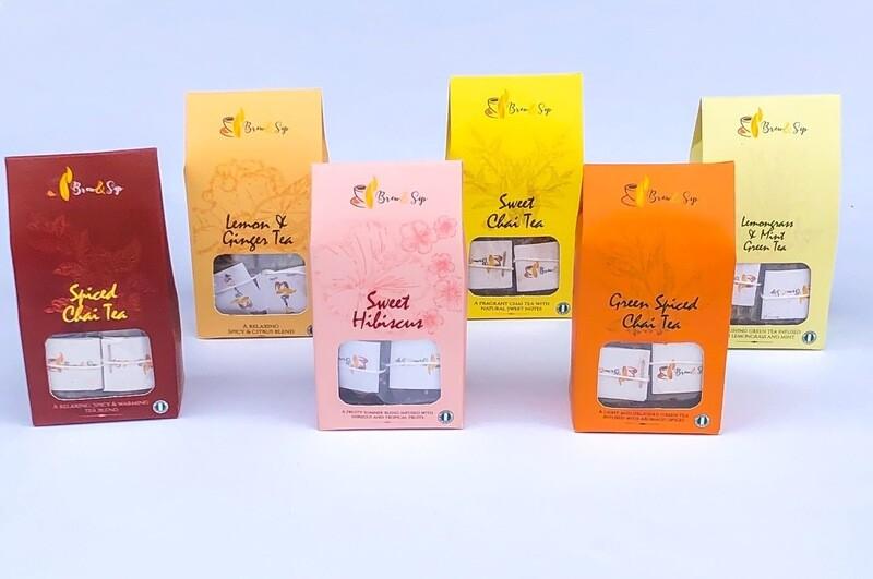 Mini Tea Samplers