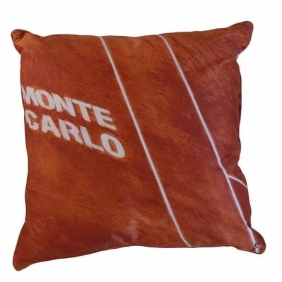 Coussin déhoussable, Tennis Monte Carlo