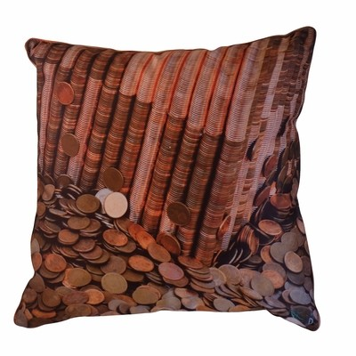 Coussin déhoussable, Money