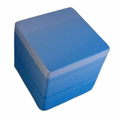 Cube en mousse déhoussable, Mer