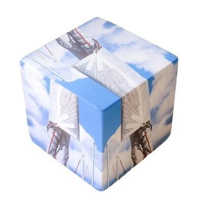 Cube en mousse déhoussable, Nautisme