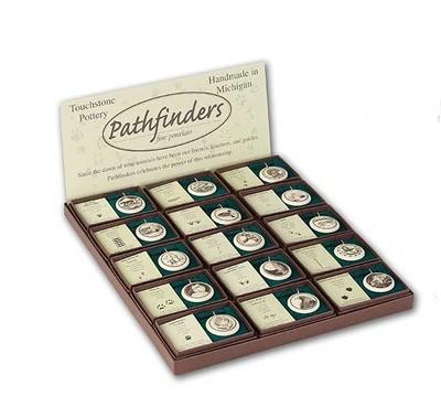Pathfinder Porcelain Pendants Wholesale Starter Pack (15 Pendants)