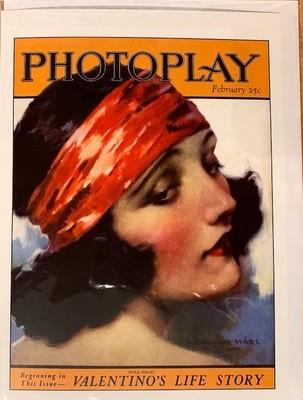Note Card - Pola Negri