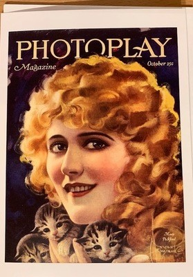 Note Card - Mary Pickford (B)