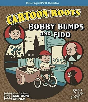Cartoon Roots: Bobby Bumps and Fido