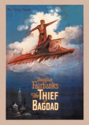 Note Card - Douglas Fairbanks, Sr. (C)