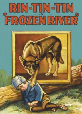 Note Card - Rin-Tin-TIn (Frozen River)
