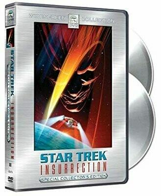 Star Trek - Insurrection (Two-Disc Special Collector's Edition) Special Collector's Edition - DVD