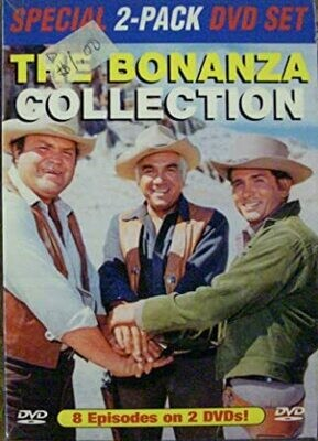 The Bonanza Collection (8 Episodes on 2 dvd's)