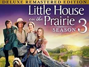 Little House on the Prairie - Season Three - DVD