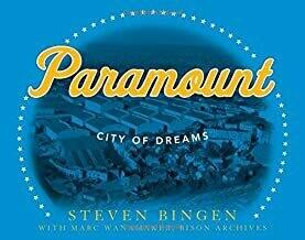 Paramount: City of Dreams (Hardcover)