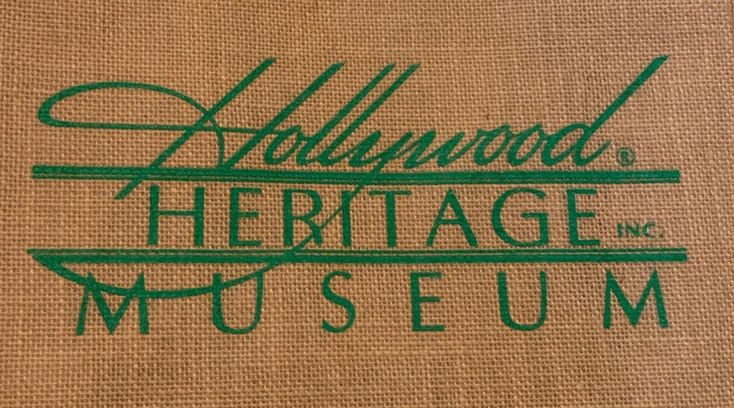 Hollywood Heritage Museum Store Gift card