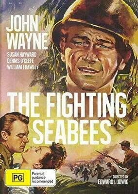 The John Wayne Collection – The Fighting Seabees