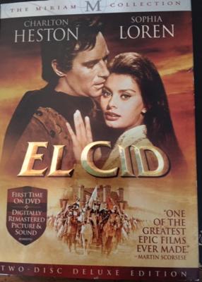 El Cid – Two Disc Deluxe Edition - DVD
