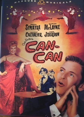 Can-Can - DVD