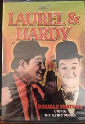 Laurel & Hardy – Double Feature - DVD