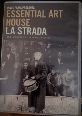 Essential Art House – La Strada - DVD