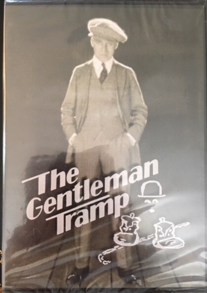 The Gentleman Tramp – The Life and Work of Charlie Chaplin - DVD