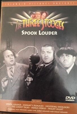 The Three Stooges – Spook Louder - DVD