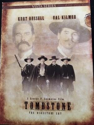 Tombstone - The Director's Cut (Vista Series) - DVD