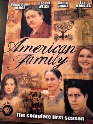 American Family - The Complete First Season - DVD Set