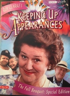 Keeping Up Appearances Full Bouquet: Special Edition - DVD